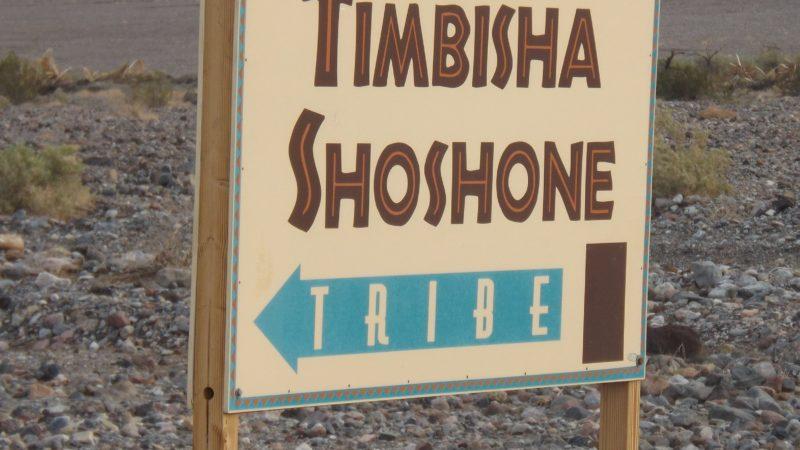 Timbisha sign