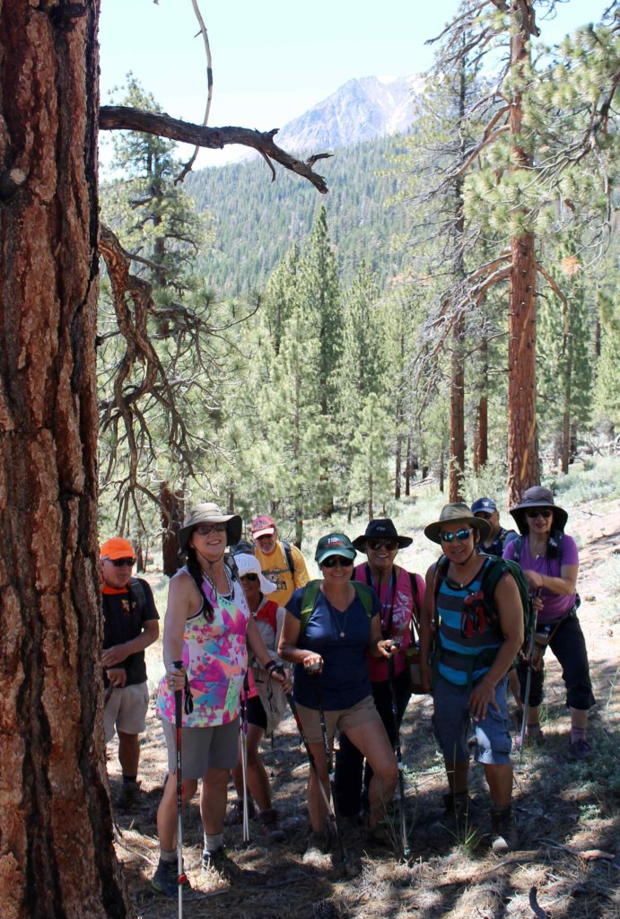 Our Inyo Camping Trip