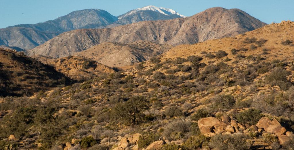 San Gorgonio Wilderness Area photo courtesy of BLM