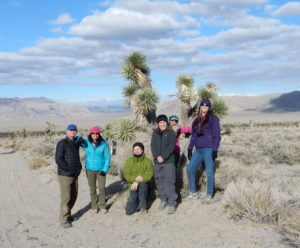 Lower Centennial with CalWild advocates