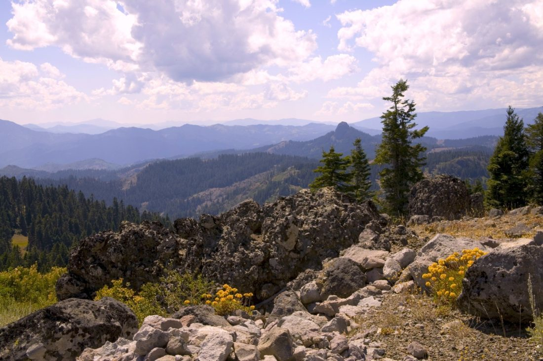 CSNM. Photo courtesy of Friends of Cascade Siskiyou National Monument