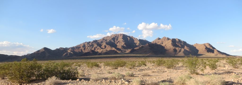 Ship Mountains, contained in the DRECP