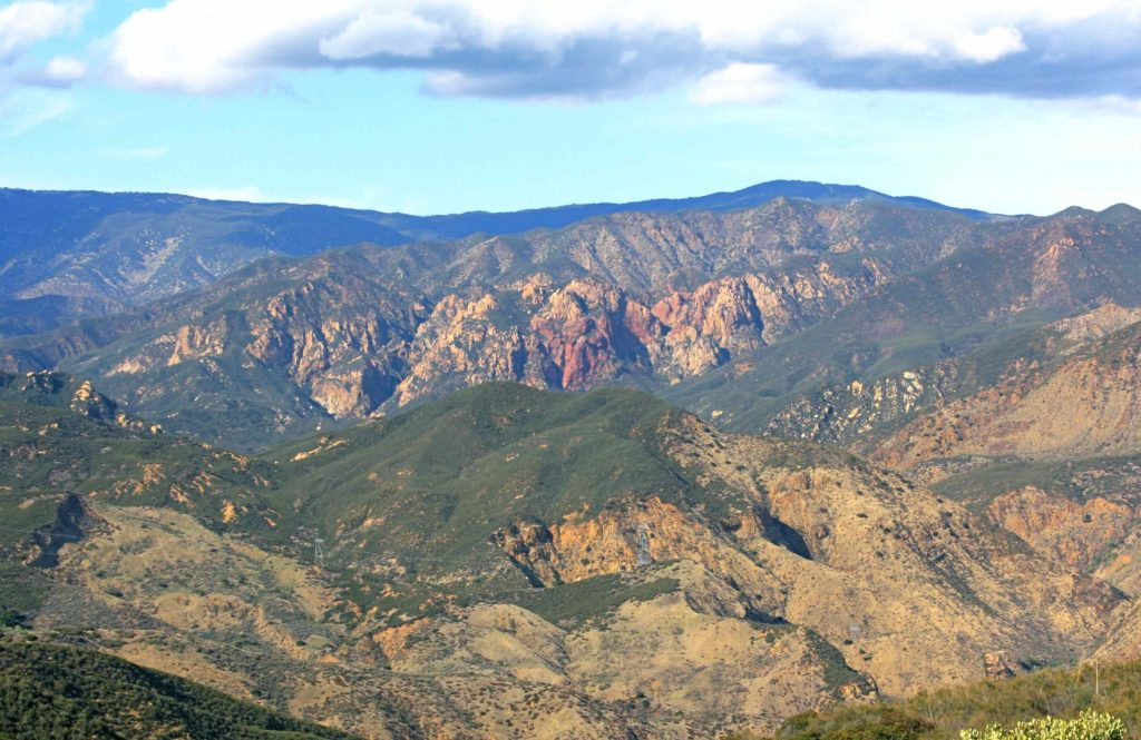 Castaic Proposed Wilderness. Photo by Steve Evans.