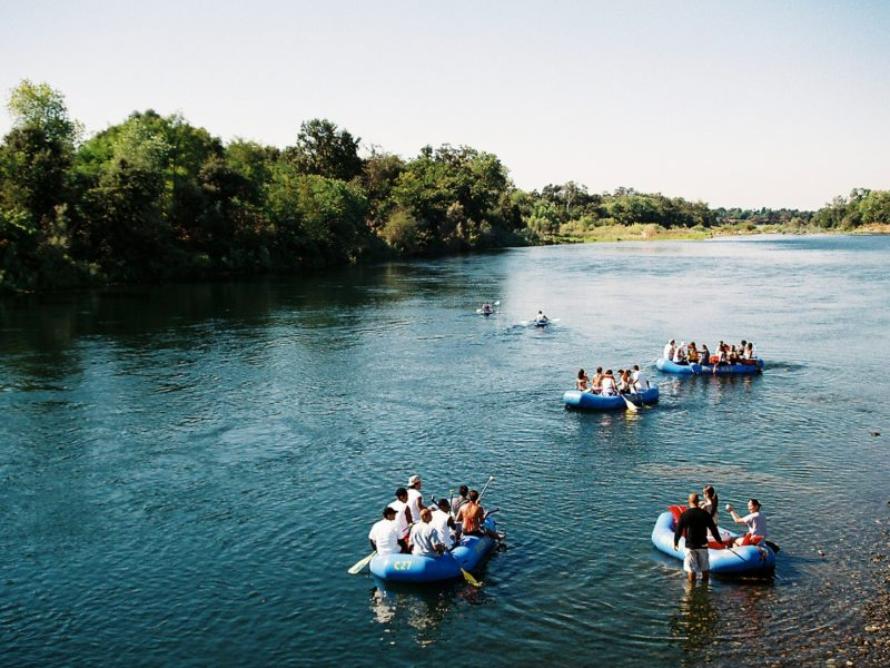 Fact Sheet: Lower American Wild & Scenic River