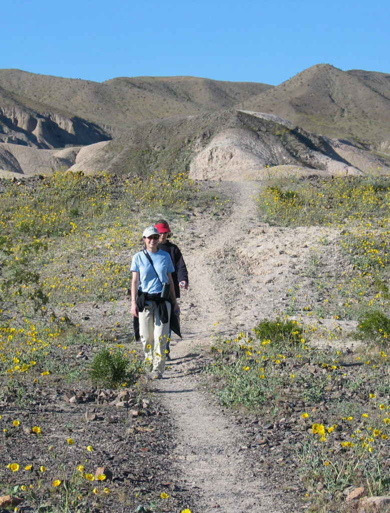 Amargosa Hikers