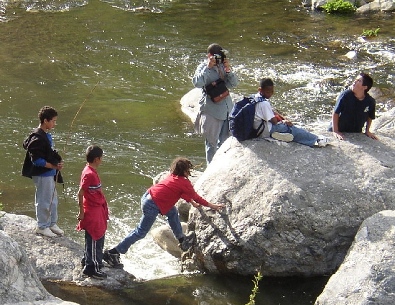 Fact Sheet: Piru Creek Wild & Scenic River