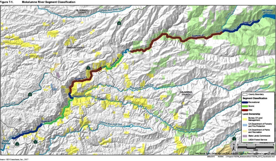 Moke Segment Map