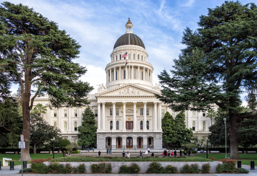 Sacramento-State-Capitol Andre M Wikimedia Commons
