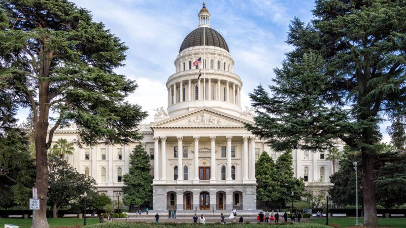 Sacramento-State-Capitol Andre M Wikimedia Commons