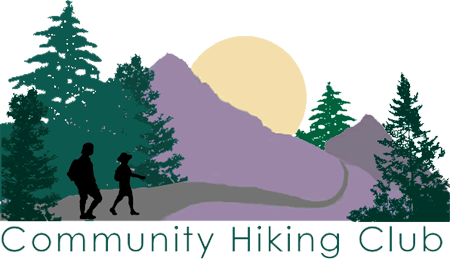 Community Hiking Club logo