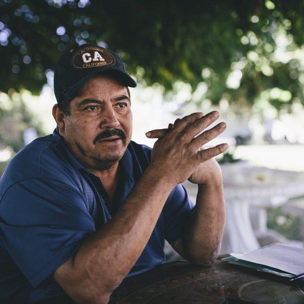 Cristobal Chavez from Community Water Center