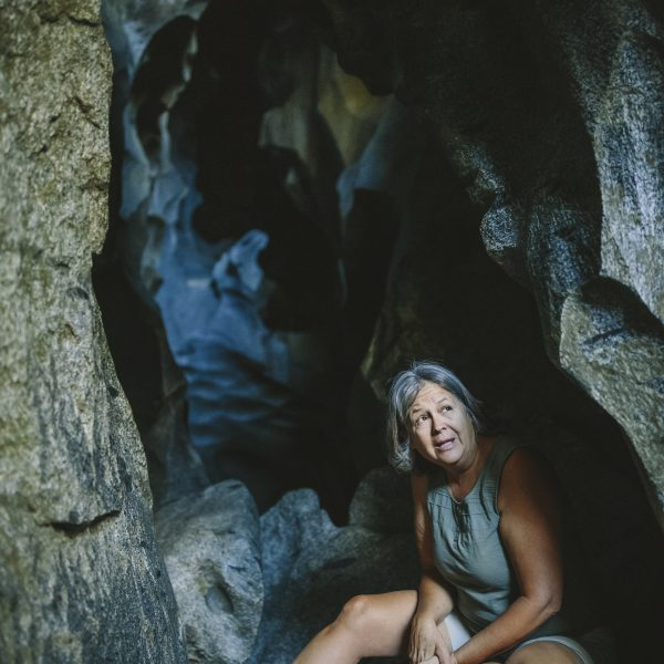 Anita Lodge in Millerton Caves