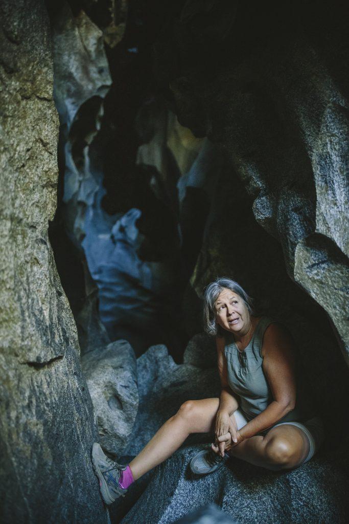 Anita Lodge in Millerton Caves