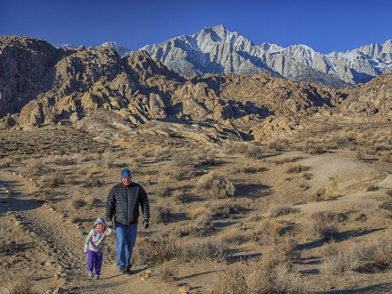 Alabama Hills by BLM